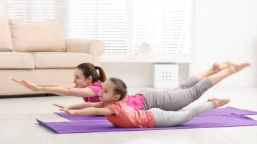 exerciții pentru o postură corectă